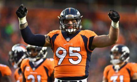 Derek Wolfe Takes Shots at Broncos in Recent Interview