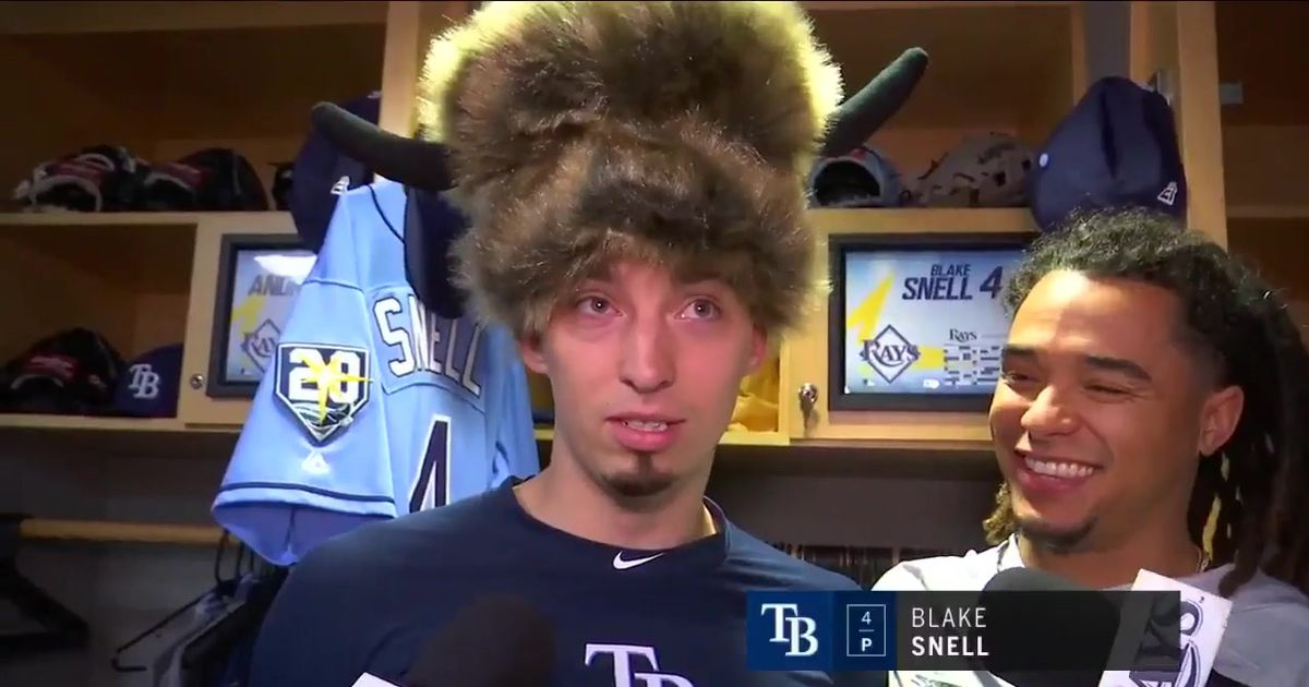"AL Cy Young Award Winner Blake Snell Hit with ""Random"" Drug Test Two Days after Winning the Award"