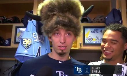 """AL Cy Young Award Winner Blake Snell Hit with """"Random"""" Drug Test Two Days after Winning the Award"""