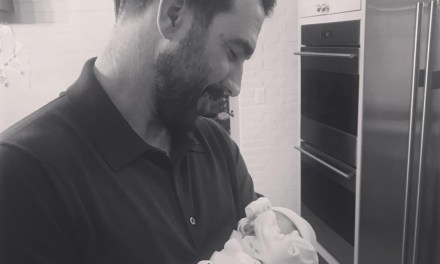 Justin Verlander Responded to Not Winning the Cy Young by Posting a Picture of His Newborn