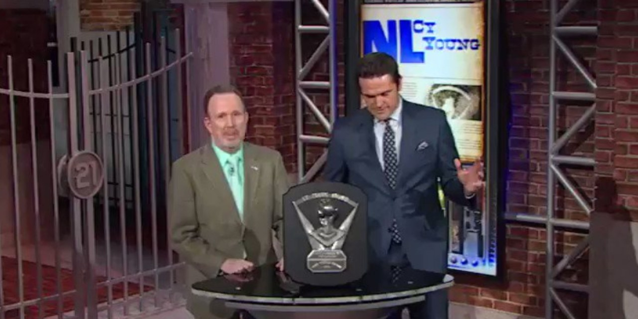 Cy Young Award Presenter Trashed the Mets While Announcing Jacob deGrom as the NL Award Winner
