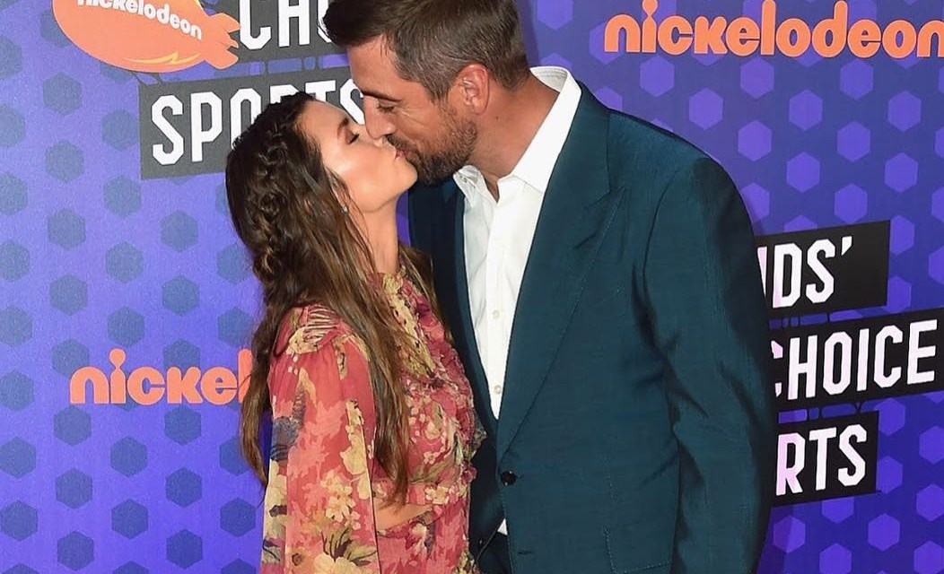 Danica Patrick Finally Found a Man Who Pays in Aaron Rodgers
