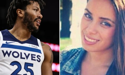 Derrick Rose's Sexual Assault Accuser Will Have Her Appeal Heard Today