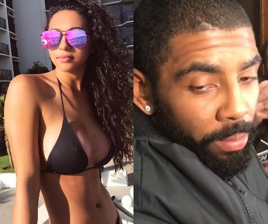 Kyrie Irving's Ex Girlfriend Breanna Barksdale Takes a Swipe at Kyrie
