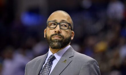 David Fizdale Brought an Ax into the Knicks Locker Room