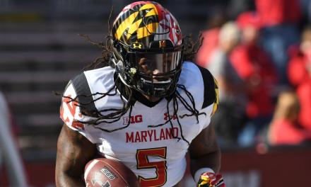 Maryland Running Back Anthony McFarland Torched Ohio State for Two Touchdowns in Six Minutes