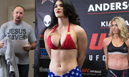UFC Fighter Rachael Ostovich Hospitalized after Domestic Violence Incident