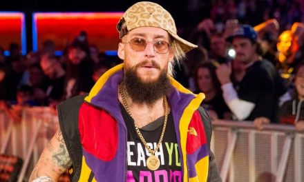 Ex-WWE Wrestler Enzo Amore Crashes PPV And Gets Booted from Arena after Making Scene