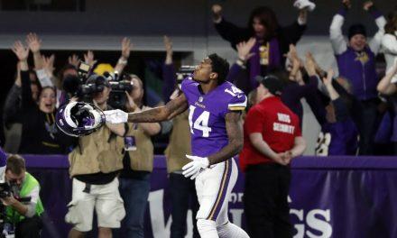 Vikings video of the Minneapolis Miracle