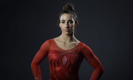 Courtroom Goes Wild after Aly Raisman Testimony