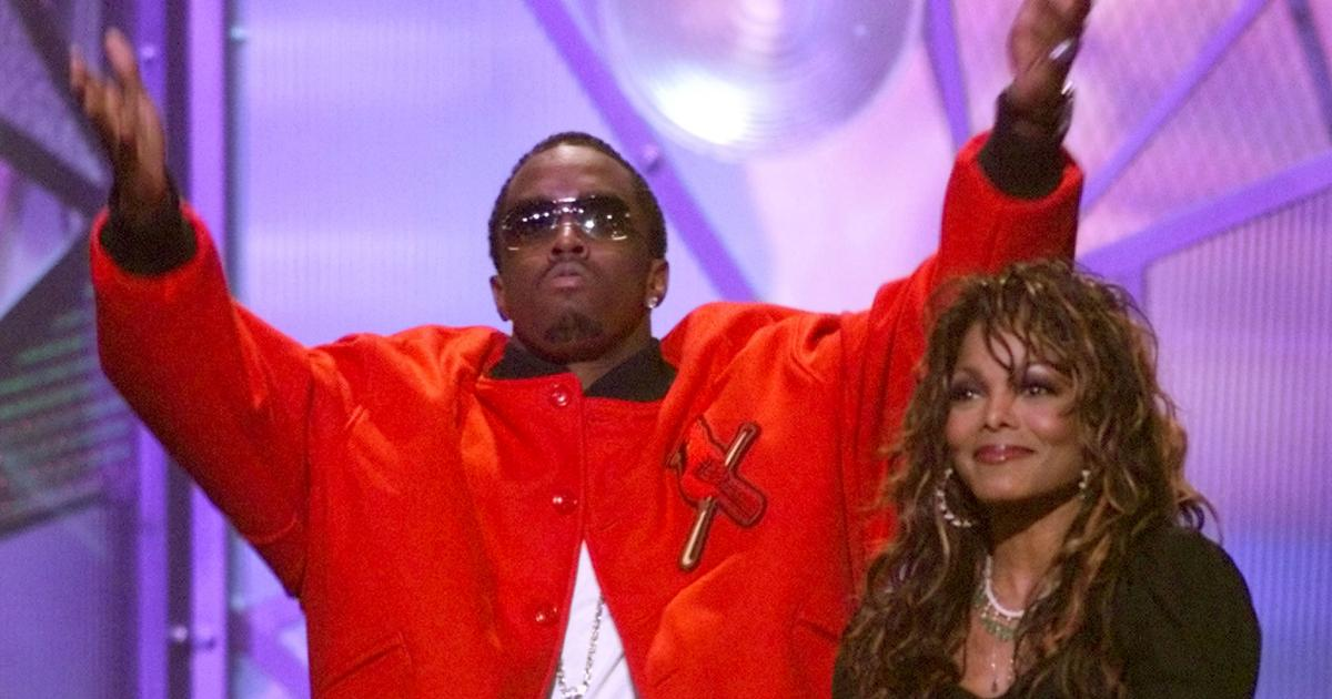 Diddy thinks Janet Jackson should perform at Super Bowl
