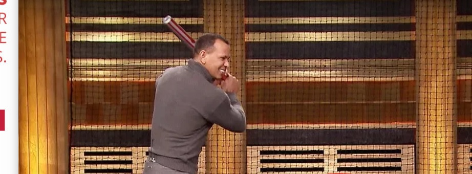 A-Rod Has Hitting Contest with 22-Month-Old Baseball Prodigy
