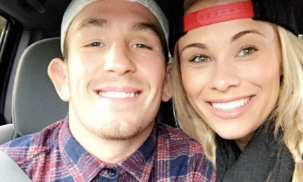 UFC Fighter Paige VanZant Gets Engaged To Fellow Fighter