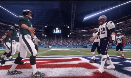 'Madden 18' Super Bowl simulation is Awesome