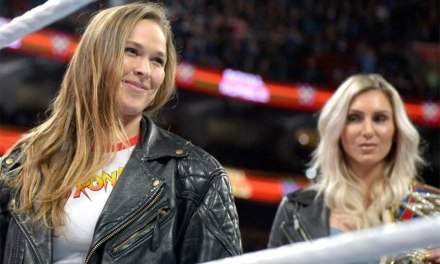 Let the Ronda Rousey Jealousy Begin
