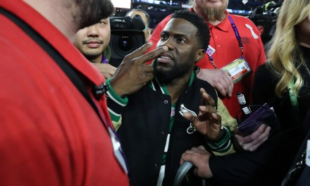 Kevin Hart Issues Statement about his Super Bowl antics