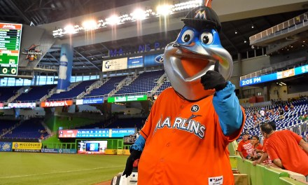 Billy the Marlin Fired by Jeter