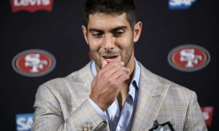 The 49ers Made Jimmy Garoppolo The Highest Paid Player In The NFL