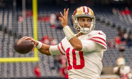 Comparing Jimmy Garoppolo To Colin Kaepernick