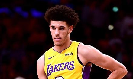 """Lonzo Ball Performs """"Bad and Boujee"""" by Migos on Lip Sync Battle"""