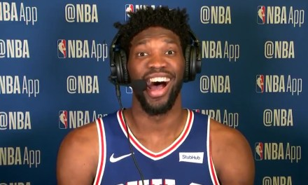 Joel Embiid Says He Doesn't Use Burner Accounts Because He's A Savage