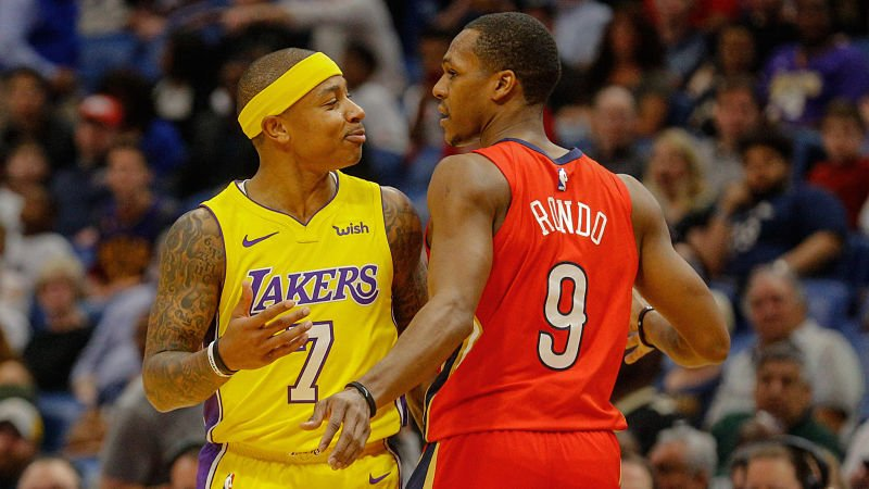 Isaiah Thomas And Rajon Rondo Ejected After Getting Tangled Up