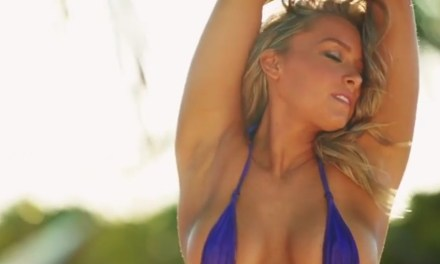 Camille Kostek Uncovered For Sports Illustrated Swimsuit