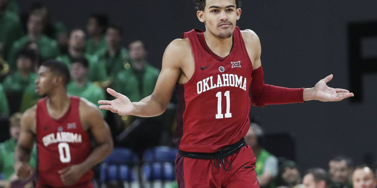 Kansas Fan Trolled ESPN For Their Trae Young Obssession