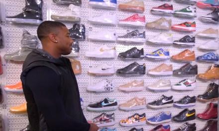 The Other Michael Jordan Goes Sneaker Shopping