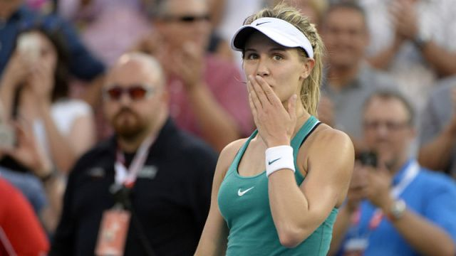 Genie Bouchard Wants You To Know She Was Hit On and The Sports Gossip Links