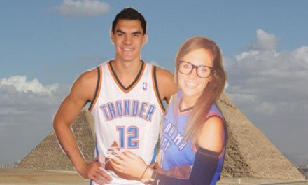 Steven Adams Agrees To Go To A Prom Three Years After The Prom