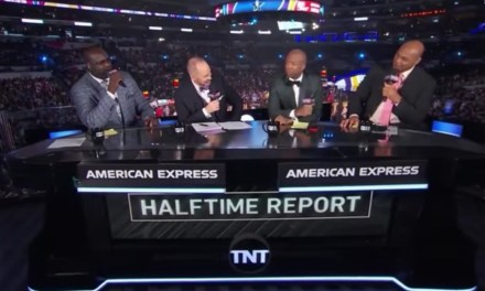 Charles Barkley Said He Needed A Cigarette After Fergie's National Anthem