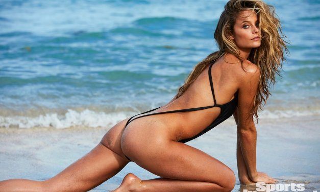 Kevin Love's Girlfriend KATE BOCK'S Entire SI Swimsuit Gallery