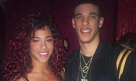 Lonzo Ball Dropped his Pregnant Girlfriend for New Lady?