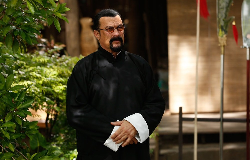 Martial Artist Steven Seagal Gets All into Cryptocurrency