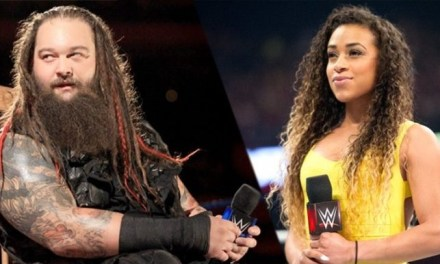 Wrestler Accused of Spending Child Support Money on WWE Ring Announcer Side Chick