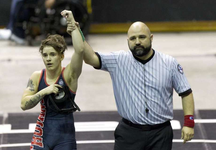 Transgender Male Wrestler Wins Another State Title