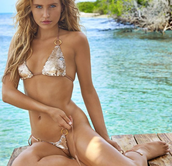 Camille Kostek Publishes Pictures Of Her Si Swimsuit Shoot: Sailor Brinkley Cook Continues The Family Legacy In Aruba