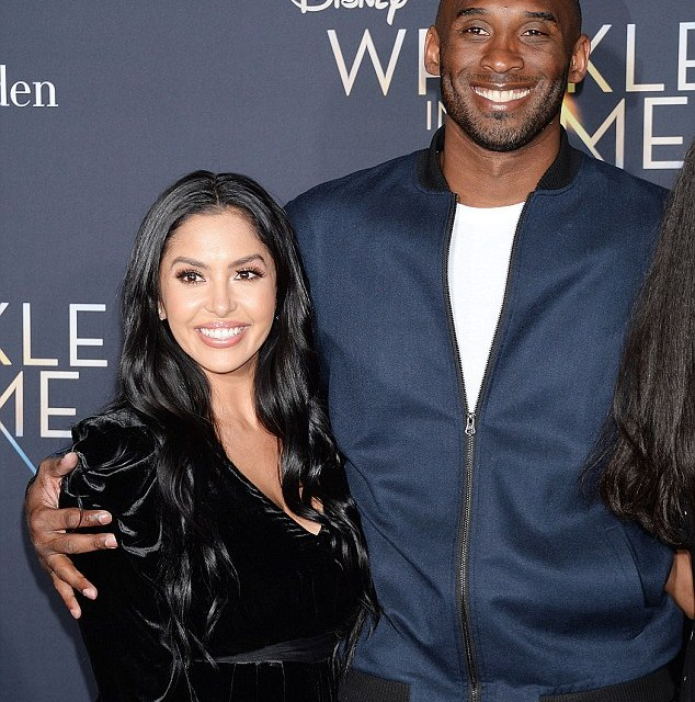 Kobe Bryant and Family Hit up a Movie Premiere in Hollywood