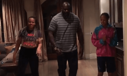 Shaq and Family Celebrate his son Shareef's Decision to go to UCLA with a Dance Video