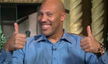 LaVar Ball Joined Inside The NBA