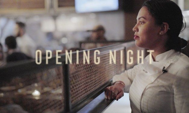 Watch Ayesha Curry's Opening Night at Her Restaurant