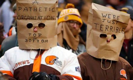 The Cleveland Browns Are Still The Worst Franchise in the NFL