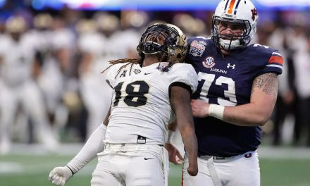 One Handed Draft Hopeful Shaquem Griffin Put Up 20 Reps On The Bench Press