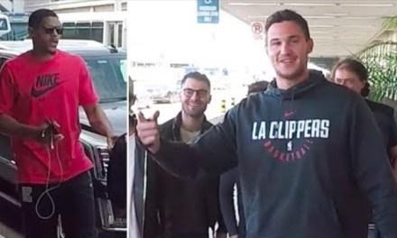 L.A. Clippers' Danilo Gallinari Says Kobe Bryant's Oscars Win Is 'Great'