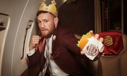 Burger King Teams up with Conor McGregor for Spicy New Sandwich Release