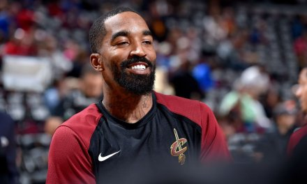 JR Smith Leaves the Team as Cavaliers Seek Trade