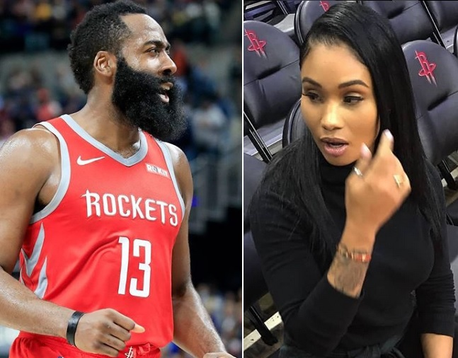 8682cd72e9f5 James Harden Responds to Drake Buying His Girl An Expensive Watch ...