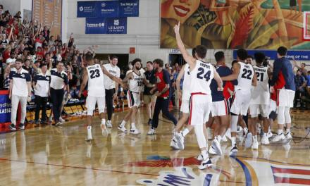 Gonzaga Beat the Unbeatable Duke Blue Devils to Win the Maui Invitational