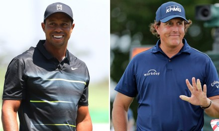 Turner Forced to Offer Free Live Stream of Tiger Woods-Phil Mickelson PPV Event After Technical Glitch